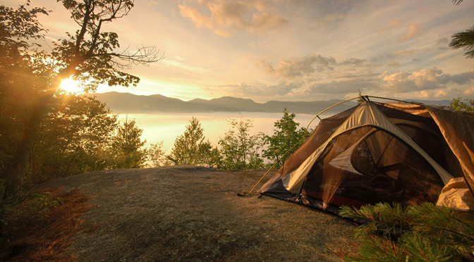 Carry On Camping!