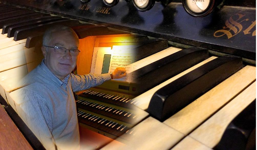 Andrew Dean, Organ Tutor