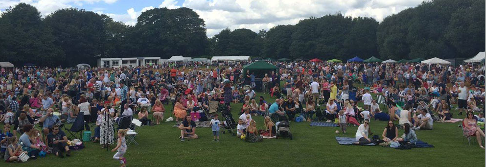 Tottington's Big Day Out 2015 – Help Needed!