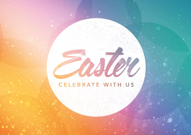 The Vicar's Easter Message