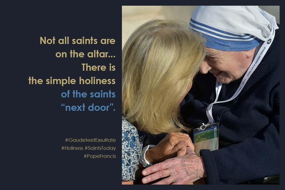 The Saints Next Door