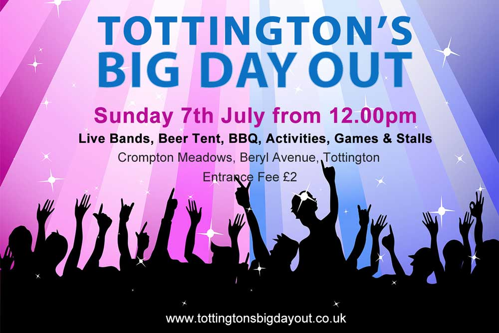 All About Tottington's Big Day Out 2019