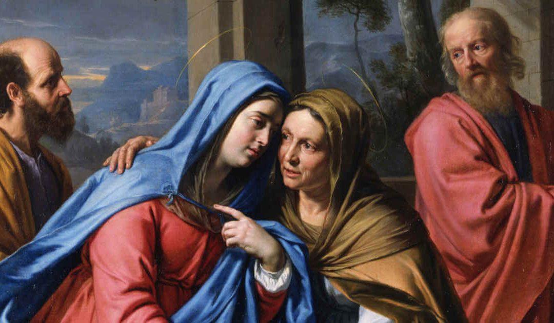Visitation of Mary to St Elizabeth