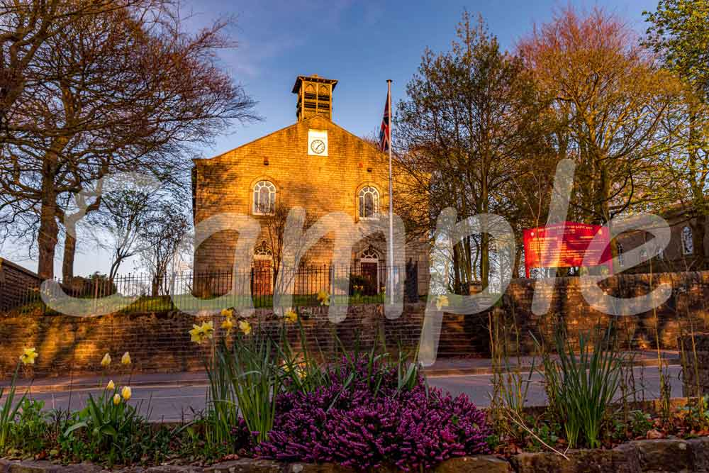 Your chance to own these stunning photos of church